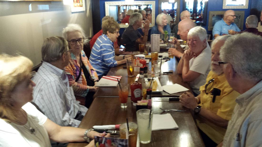Washington Area CANDOER Luncheon - September 2016