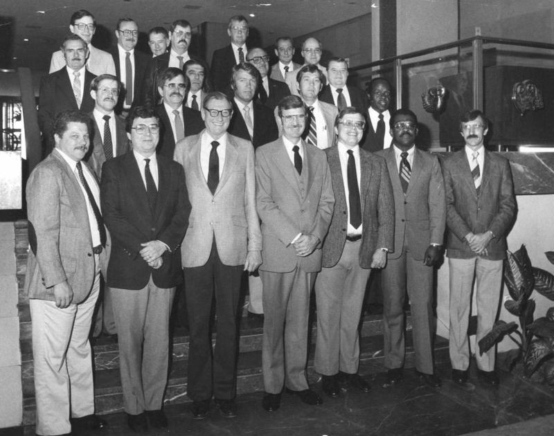 Athens CPO Conference - 1983