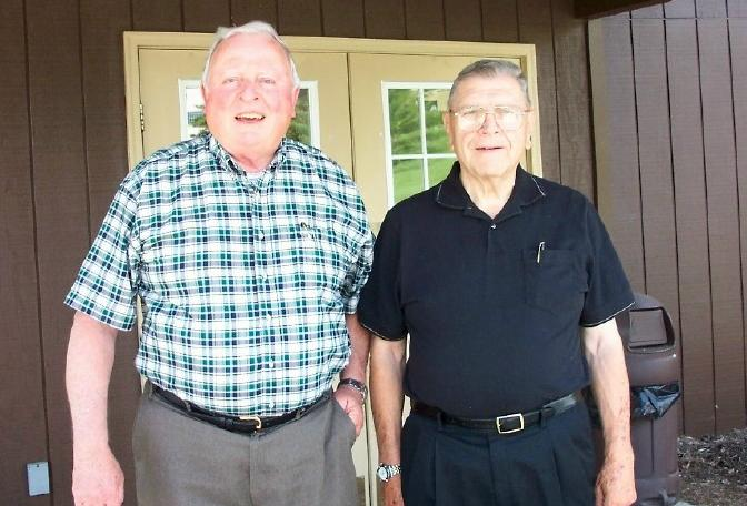 Jim and Charlie