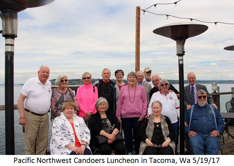 Northwest CANDOERs Spring Luncheon