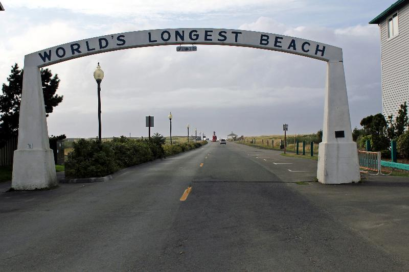 entrance to Long Beach