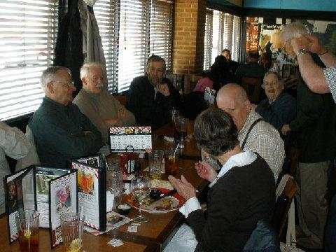 CANDOER Luncheon - March 2010
